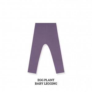 EGGPLANT Baby Legging
