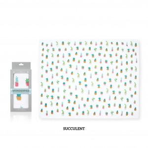 Succulent Wonderpad