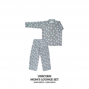 UNICORN Mom's Lounge Wear Long Sleeve