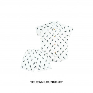 TOUCAN Lounge Wear Set