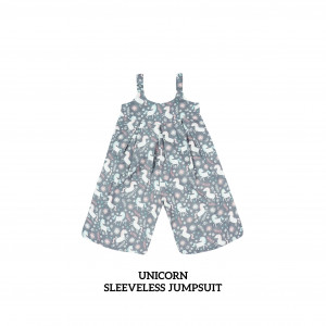 UNICORN Sleeveless Jumpsuit