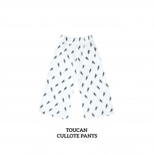 TOUCAN Cullote Pants
