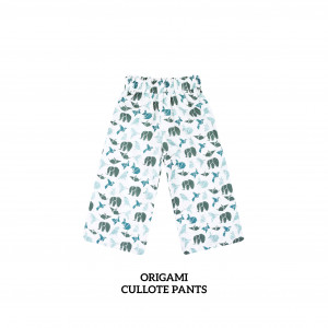 ORIGAMI Cullote Pants