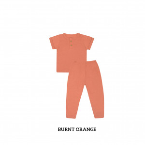 BURNT ORANGE Playset