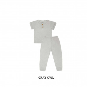 GRAY OWL Playset