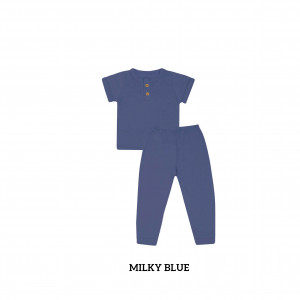 MILKY BLUE Playset