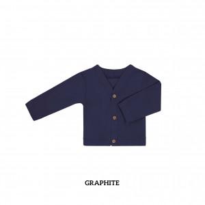GRAPHITE Baby Cardigan