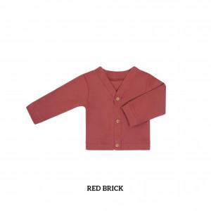 RED BRICK Baby Cardigan