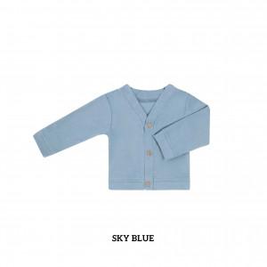SKY BLUE Baby Cardigan