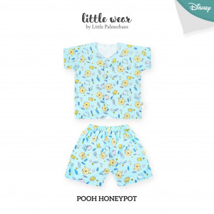 Pooh Honey Pot Little Wear Short Sleeve