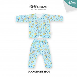 Pooh Honey Pot Little Wear Long Sleeve