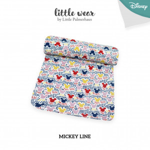 Mickey Line Little Wear Basic Swaddle