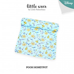 Pooh Honey Pot Little Wear Basic Swaddle