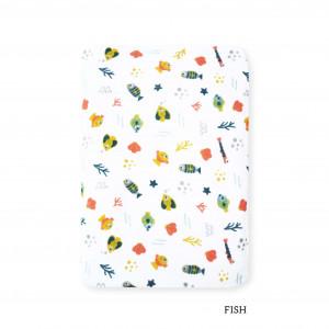 Fish Tottori Baby Towel