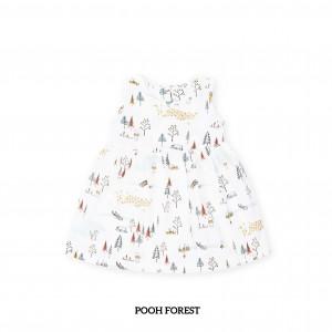 POOH FOREST Sleeveless Dress