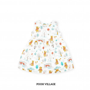 POOH VILLAGE Sleeveless Dress