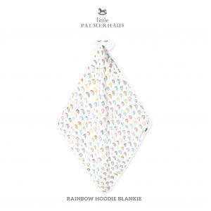 RAINBOW HOODIE BLANKIE
