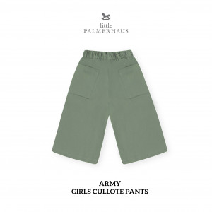 ARMY Culotte Pants