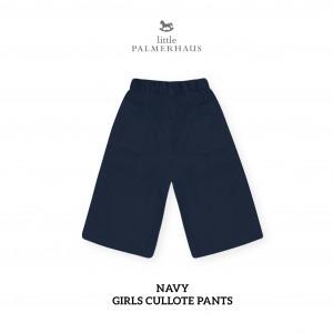 NAVY Cullote Pants