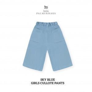SKY BLUE Cullote Pants