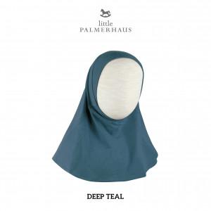 DEEP TEAL Instant Hijab