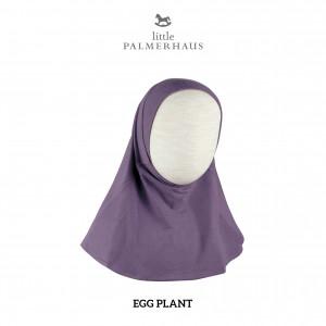 EGGPLANT Instant Hijab
