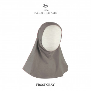 FROST GREY Instant Hijab