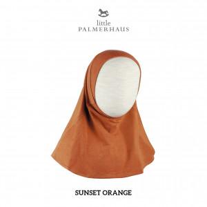 SUNSET ORANGE Instant Hijab