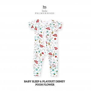 POOH FLOWER Baby Sleep & Play Suit