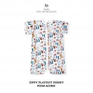 POOH A CORN Zippy Playsuit Disney