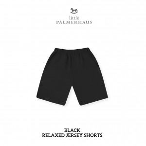 BLACK Relaxed Shorts