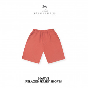 MAUVE Relaxed Shorts