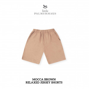MOCCA BROWN Relaxed Shorts