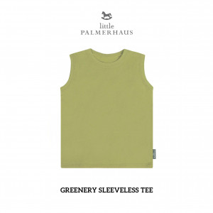 GREENERY Sleeveless Tee