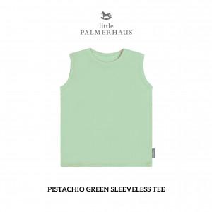 PISTACHIO GREEN Sleeveless Tee