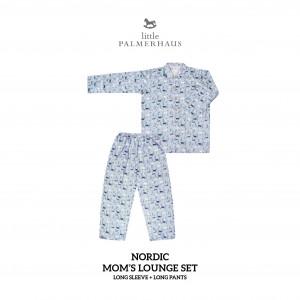 NORDIC Mom's Lounge Wear Long Sleeve