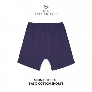 MIDNIGHT BLUE Basic Cotton Short