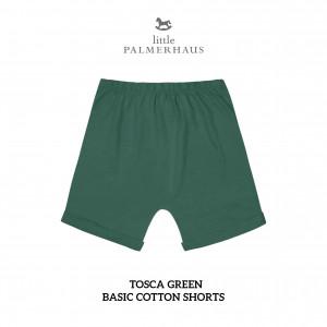 TOSCA GREEN Basic Cotton Short