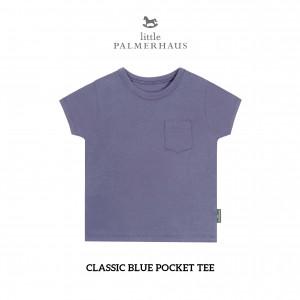 CLASSIC BLUE Pocket Tee