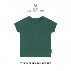TOSCA GREEN Pocket Tee