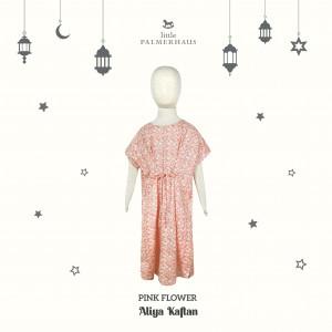 PINK FLOWER Aliya Kaftan
