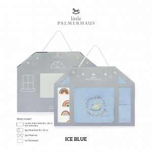 ICE BLUE Baby Newborn Gift Set