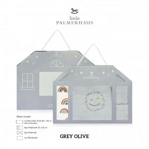 GREY OLIVE Baby Newborn Gift Set